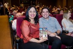 Milene Alves e Danísio Barbosa