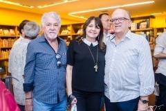 Nilton Padilha, Ana Lourdes Almeida e Fernando Ximenes