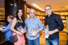 Pilar Gonzales, Marcelo Tavares e Elano Guilherme