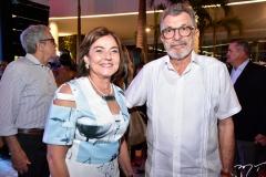 Ana Maria Studart e Eudoro Santana