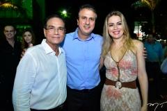 Beto Studart, Camilo e Onélia Santana