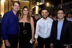 Edilson e Michelinne Pinheiro, Moaceny Felix e Jeferson Lucena