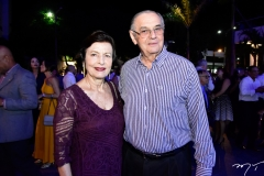 Eliane e Jurandir Picanço