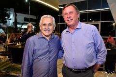 Emanoel Capistrano e José Simões