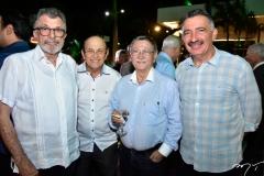 Eudoro Santana, Nelson Montenegro, Humberto Elery e Artur Bruno