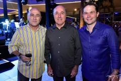 Fernando Monteiro, Silvio Frota e Fábio Albuquerque