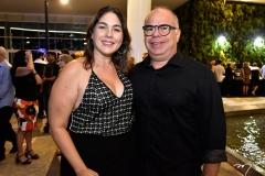 Izabela Fiúza e Márcio Menezes Márcio Menezes