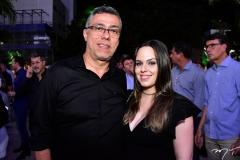 Ricardo Petral e Vanessa Pontes