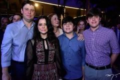 Ricardo, Roberta, Roberto e Rafael Ary