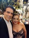 Wilson Loureiro e Solange Palhano