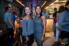 Ana Colares e Mikelle Coelho
