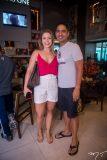 Izabel Lobo e Élcio Queiroz