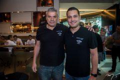 Wagner Vasconcelos e Luiz Sobreira