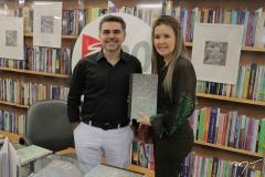 Isaac Furtado e Liana Fujita
