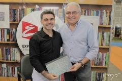 Isaac Furtado e Manoel Pontes