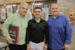 Russen Moreira Conrado, Isaac Furtado e Régis Moreira Conrado