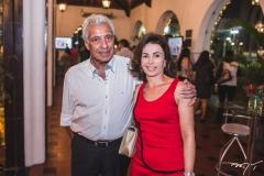 Armando Caminha e Vera Ponte