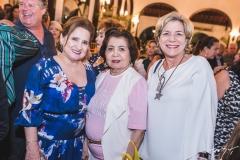 Auricélia Queirós, Edyr e Stella Rolim