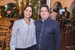 Leticia e Alexandre Leitão