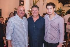 Luciano Cavalcante, Evandro e Guilherme Colares