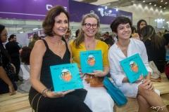 Ana Cristina Mendes, Bia Perlingeiro E Fernanda Teles