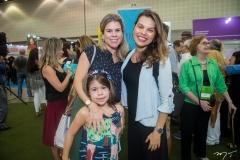 Maria Luiza, Mônica Bonfim e Melissa