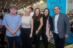 Virgílio Maia, Janaina Lima, Gabriela Bezerra, Côca Torquato E Ricardo Bacelar