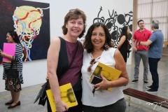 Clarisse Ilgenfritz e Ana Karla Dubiela