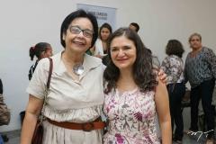 Dodora Guimarães e Dora Freitas