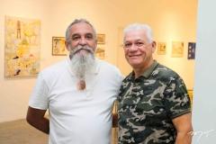 Manoel Braz e Julio Maciel