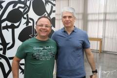 Marcos Oriá e Leandro Leal