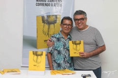 Mario Sanders e Flávio Paiva