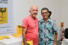 Nauer Spindola e Mario Sanders
