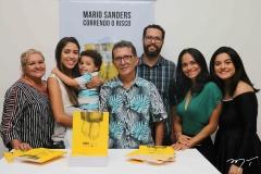Valderina Matos, Vitória, João Guilherme, Mario  Pedro Sanders-Socorro-e-Evelin-Morais