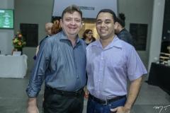 Climerio Carvalho e Thiago Freitas