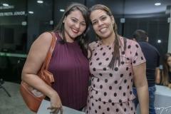 Nayana Agrela e Renata Fernandes
