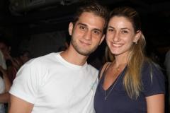 Ravi Macêdo e Bruna Magalhães