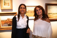 Claudia Neves e Maria Castello Branco