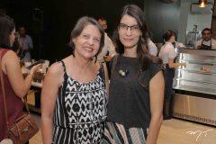 Denise de Castro e Barbara De Salvi