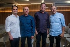 Bruno Linhares, Jaime De Paula Pessoa, Luiz Gastão Bittencourt E Eduardo Rolim