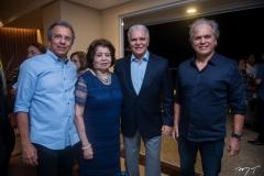 Eduardo Rolim, Edyr Rolim, Pio Rodrigues E Ricardo Rolim