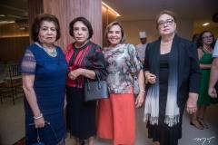 Edyr Rolim, Luiza Rolim, Marise Rolim E Sônia Da Costa Ribeiro