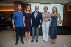 Guilherme Rolim, Ticiana Rolim Queiroz, Pio Rodrigues, Stella Rolim E Isabela Rolim