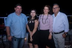 Cassio Monteiro, Ingrid Freire, Roberta Minella E Marcos Melo