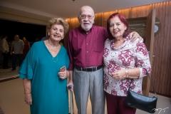 Laurenice Carneiro, Fernando e Lauricia Gonçalves