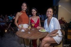 Letícia Nakiri, Karina Câmara e Erika Carleti