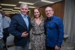 Pio Rodrigues, Hilda Pamplona E André Montenegro