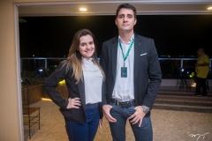 Taline Marques E Mikael Lima