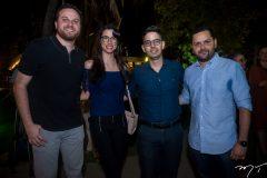 Lucas Novais, Janaina, Yuri, Praça e Davi Gomes