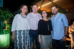 Manuela Nogueira, Samuel Dias, Neuma Figueiredo e Davi Gomes